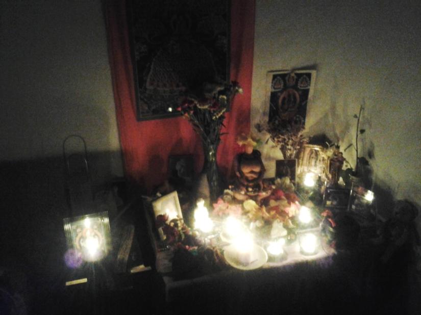 altar luz