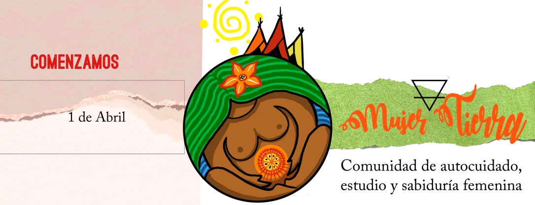 Mujer tierra banner abril